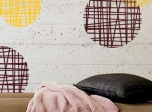 【Asa room】韩国壁贴 个性舞动的彩球创意壁贴 墙贴 a442,墙贴/开关贴,