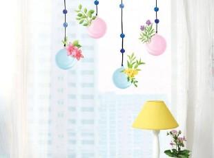 叮叮 二代墙贴纸 客厅电视沙发背景墙贴画 卧室墙壁纸 吊顶泡泡,墙贴/开关贴,