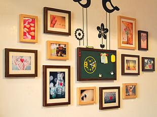 二代照片墙/GZ006/墙贴/相框墙/墙饰/新款/创意家饰,墙贴/开关贴,