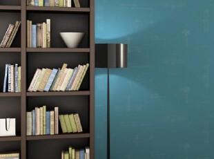 飞机图纸韩国进口PVC壁纸男孩子宝宝房卧室书房蓝色满铺墙纸,壁纸/墙纸,