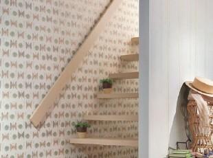 全球购日本进口墙纸代购新科壁纸蝴蝶蜗牛手绘感立体卧客厅儿童房,壁纸/墙纸,