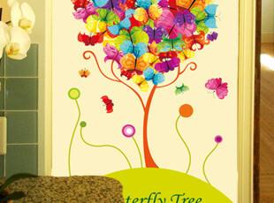 德国进口技术墙面装饰 墙艺 韩国墙纸 幸福树 B256,壁纸/墙纸,