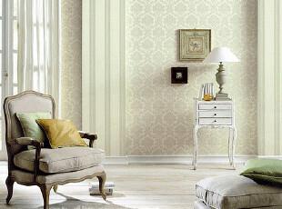 歌诗雅壁纸 客厅卧室 欧式简约 电视墙背景墙墙纸99005 温馨浪漫,壁纸/墙纸,