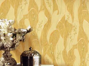 玉兰墙纸 文艺复兴172910 欧式风格 电视背景墙卧室书房 玉兰壁纸,壁纸/墙纸,