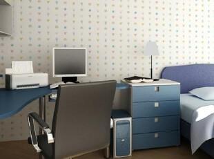素描简洁时尚*韩国进口PVC大卷壁纸*青少年儿童房卧室背景墙纸,壁纸/墙纸,