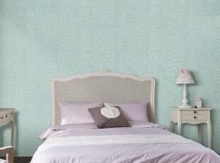 韩国进口纯纸大卷壁纸*蓝色暗条纹简约时尚*客厅餐厅卧室背景墙纸,壁纸/墙纸,