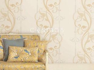 米色现代艺术韩国进口16.5特价PVC壁纸抽象客厅沙发卧室背景墙纸,壁纸/墙纸,