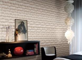 霓裳羽衣*韩国进口PVC大卷欧式羽毛客厅卧室电视沙发背景墙纸壁纸,壁纸/墙纸,