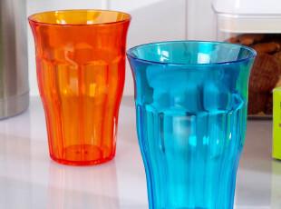 欧润哲 可乐杯 饮料杯塑料情侣杯子对杯漱口杯创意结婚 2只装包邮,婚庆,