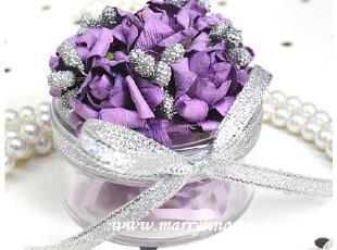 花の园-蓝紫@成品盒/喜糖盒/结婚用品/礼盒 Marry Ling 婚艺,婚庆,