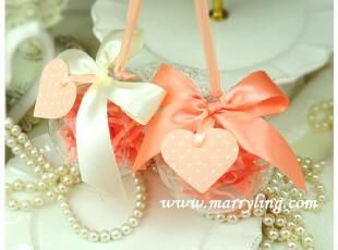 梦莎 洋橘色b@成品盒/喜糖盒/喜糖袋/结婚礼盒 Marry Ling 婚艺,婚庆,
