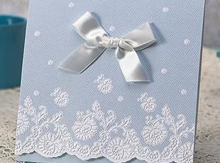 喜帖结婚请帖创意2012满月生日蓝色请柬定制个性请贴欧式W1133,婚庆,