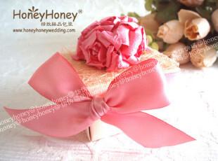 悦颜红- 欧式DIY定制喜糖盒 BY HoneyHoney精致结婚喜糖盒,婚庆,