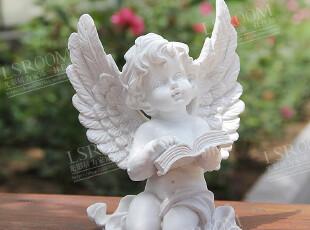 天使丘比特家居装饰品 小天使摆件 工艺品摆设 结婚新房礼物,婚庆,