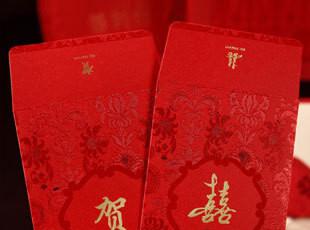 高档喜字结婚红包婚礼用品利是包喜包创意利是封个性小红包ME2003,婚庆,