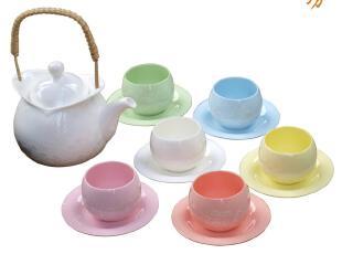 雅居坊实用创意结婚礼物 陶瓷茶具 套装 整套茶具 欧式 特价包邮,婚庆,