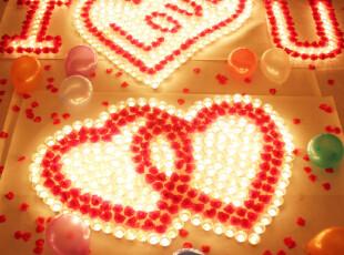 美乐酷 蜡烛 浪漫 套餐 创意 生日蜡烛 求婚婚庆 小蜡烛 七夕蜡烛,婚庆,