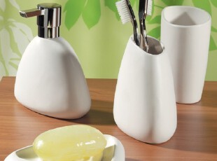 瑞士Spirella|ETNA婚庆浴室用套件陶瓷卫浴套装卫浴四件套包邮,婚庆,