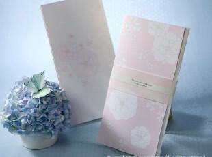 唯思美理想婚礼用品 韩式请柬 韩式结婚喜帖创意婚卡请帖W0131,婚庆,