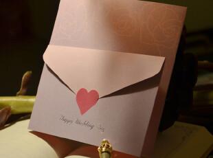 请帖 结婚 创意2012 日韩式喜帖 喜帖结婚请柬 浪漫唯美喜柬 淡紫,婚庆,
