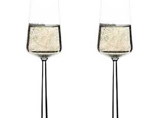 芬兰Iittala Essence 精髓香槟杯 一对 结婚礼物 I950580,婚庆,