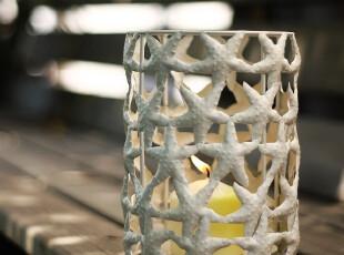 特价7折 欧式海洋之星铁艺烛台 浪漫婚庆创意饰品摆件 摄影道具,婚庆,