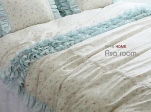 【Asa room】韩国代购床品田园迷你花束公主婚庆进口正品床品c131,婚庆,