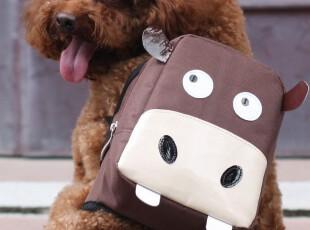 特价 日本petsinn万圣节搞怪小河马 宠物背包 狗狗自背包,宠物用品,