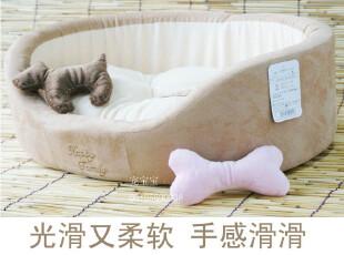 特价 限时打折 日本KOJIMA碗型窝 宠物床 宠物窝狗狗窝 宠物狗窝,宠物用品,