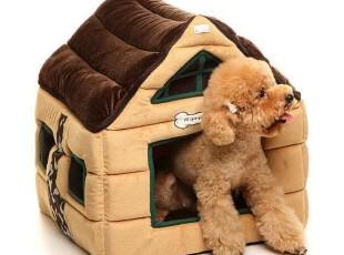 特价! 日本道格 巧克力宠物房子 狗窝 猫窝 宠物窝,宠物用品,