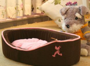 小型犬保暖狗狗窝 夏季狗床宠物窝 泰迪窝 大号猫窝宠物用品,宠物用品,