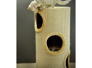 黑马宠物    !有惊喜赠品!美国DCK豪华型猫爬架/猫树/剑麻桶,宠物用品,