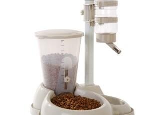 【包邮】宠物饮水器 组合升降立式自动喂食器饮水器 狗碗 宠物碗,宠物用品,