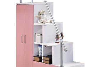 包物流 儿童床 儿童套房 儿童家具组合梯柜,床,