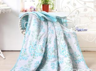 品牌特卖 博洋家纺 全棉印花夏被/夏凉被 甜蜜花语,床品,