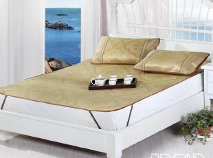 博洋家纺 席子凉席 藤席三件套 床上用品-花语冰丝席三件套,床品,