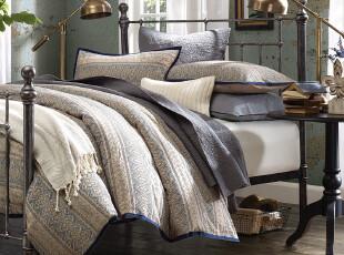 Harbor House 床品套件 床上用品 Penngrove 全棉印花被套三件套,床品,