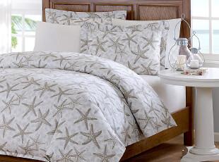 Harbor House 热销田园印花  IslandGrove美式床上用品全棉三件套,床品,