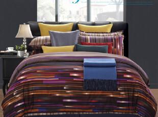 新春新品-美国最新杂志精选款长绒棉四件套|床上用品|床品套件,床品,