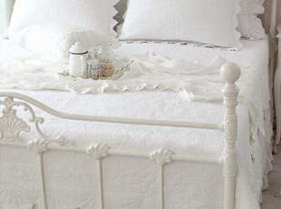 『韩国网站代购』一天一梦想 清新脱俗的温柔米白夏凉床品三件套,床品,