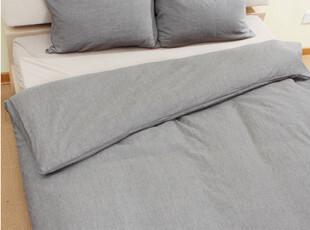 【MUJI】原单 双层纱 全棉 被套 床上用品 170*210cm〖无印良品〗,床品,