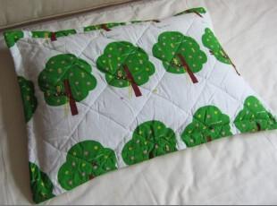 外贸余单--纯棉加厚枕套--68×47cm-秋冬必备3色入,床品,