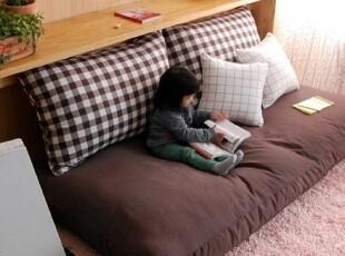 (加厚)榻榻米垫子 床垫/地垫/坐垫/飘窗垫窗户垫TTM1007浅米阳光,床品,