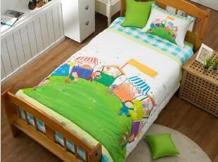 【Asa room】韩国进口床品 可爱卡通儿童乐园纯棉被子代购 c783,床品,
