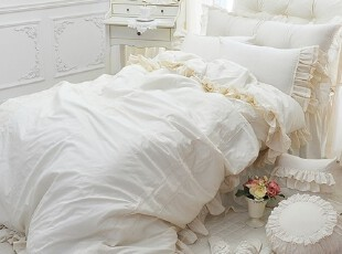 【Asa room】韩国进口代购床品可定做公主婚庆高档被套四件套c788,床品,
