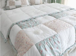 韩国进口代购 夏用被 1米8床上用品四件套 春秋被空调被,床品,