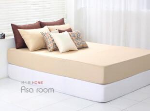 【Asa room】韩国进口床罩/单卖窗口/纯棉/简约/纯色/dc116,床品,