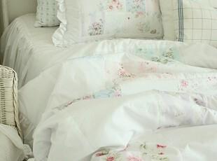 【Asa room】韩国进口代购床品 碎花高档被套枕套三件套正品 c870,床品,