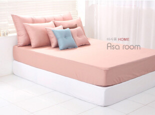 【Asa room】韩国进口床品床罩 简约纯棉双人床罩代购正品 dc105,床品,