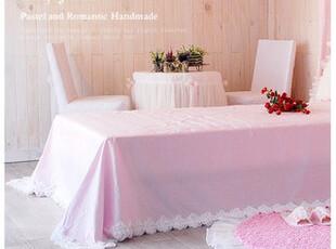 韩国design-julliette*奢华定制*1米5床用粉色玫瑰床单床罩1911,床品,